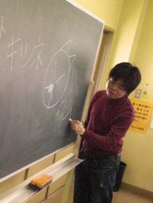 NPOまちづくり川口公式ブログ-イラスト教室講師 もろがまさし