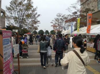 NPO法人まちづくり川口公式ブログ-バザール市(2)